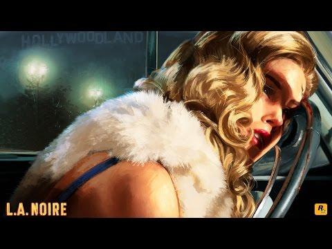 """L.A. Noire : Game Movie """"Homicide Desk"""" (PC 4K)"""