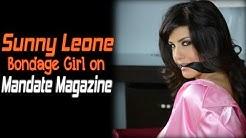 HOT Sunny Leone: A bondage girl