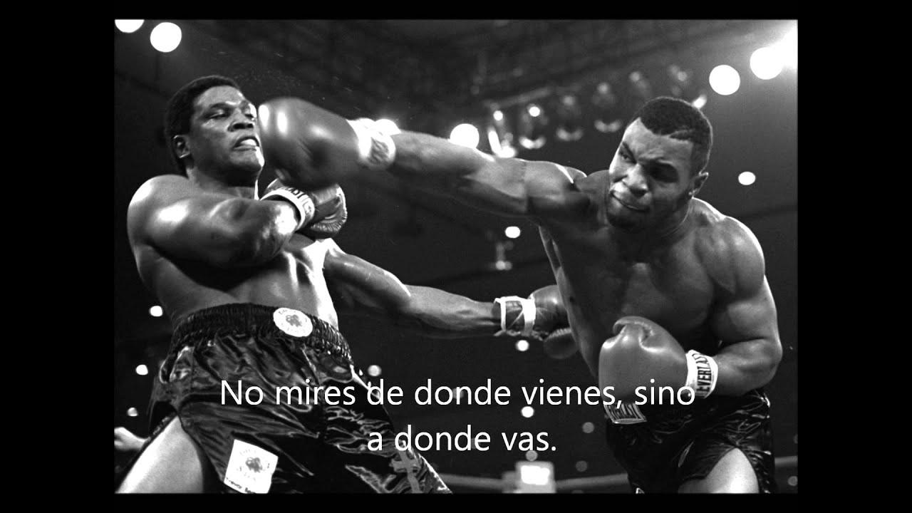 Motivacion Boxeo Frases
