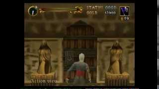 Castlevania: Legacy of Darkness Tower of Ruins Playthrough