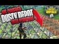 COVERING ALL OF DUSTY DEPOT WITH PYRAMIDS (USED OVER 5K RESOURCES)