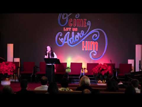 Laura Williams - God Wants To Hear You Sing
