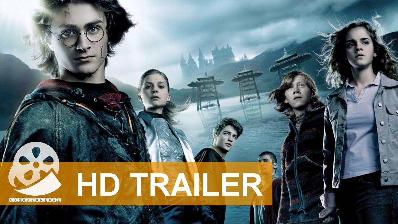 Harry Potter Und Der Feuerkelch 2005 Hd Trailer Deutsch Youtube