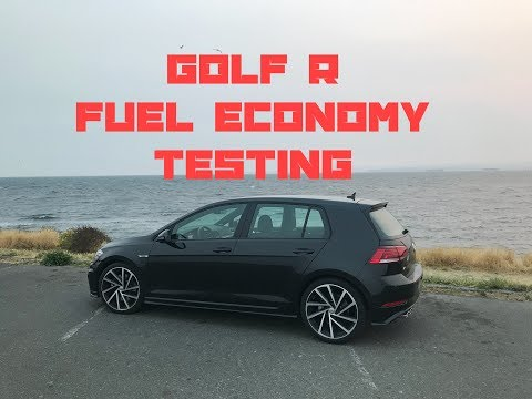 How Fuel Efficient Is A Daily Driven 2018 VW Golf R? Fuel Economy Tests