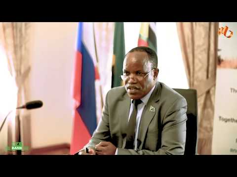 Balozi Mumwi Awakaribisha Watanzania Nchini Urusi