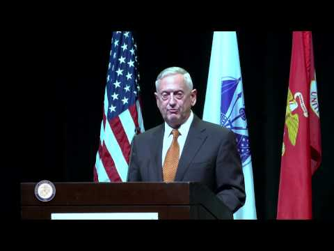 2015 - 4th Annual Salute to Iraq and Afghanistan Veterans - General James Mattis - Full Version