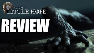 The Dark Pictures Anthology: Little Hope Review - The Final Verdict (Video Game Video Review)