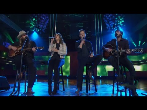 See Lady Antebellum Cover 'Drink a Beer' After Luke Bryan's Devastating Loss