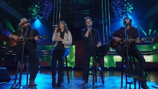 See Lady Antebellum Cover