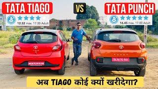 Download Tata Punch Vs Tiago - Should You Buy Tiago Over Punch?