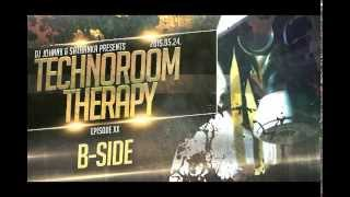 TechnoRoom Therapy | Episode 20: B-Side - Dark & Bangin Techno Mix