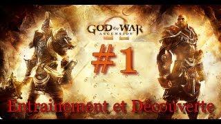 God of war Ascension | Découverte Multi | Qui sera notre dieu ? #1