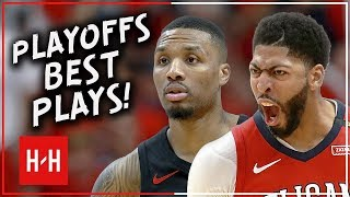 New Orleans Pelicans vs Portland Trail Blazers - BEST HIGHLIGHTS from 2018 NBA Playoffs!