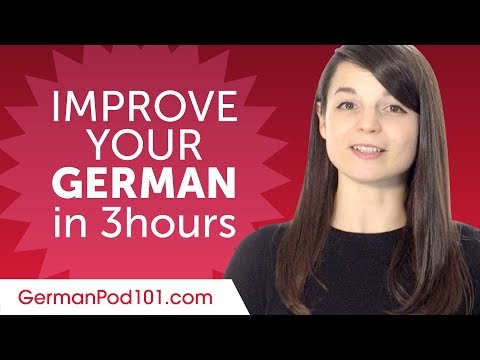 German Comprehension Practice to Improve Your Skills in 3 Hours