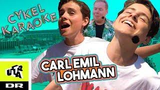 Cykel Karaoke med Carl-Emil Lohmann | Ultra