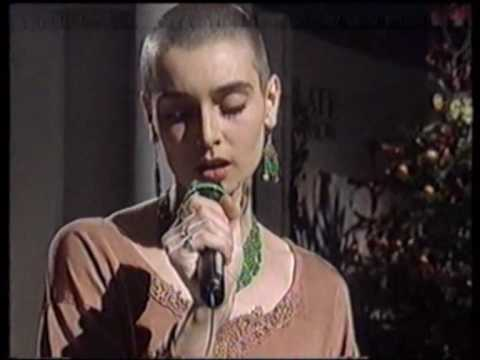 Sinead O'Connor Nothing Compares To You Lyrics)