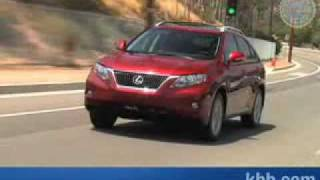 Lexus RX 350 2010 Videos