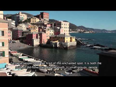 Guida di Genova, percorso 9: Albaro - Corso Italia - Boccadasse