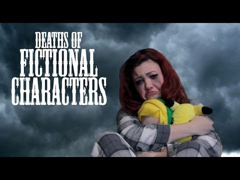 Deaths of Fictional Characters and how to Cope