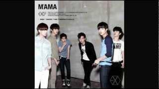 [MP3 DOWNLOAD] EXO-K MAMA (Chipmunks Version)