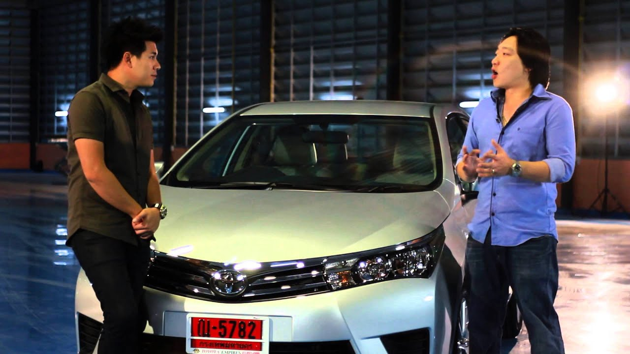 All New Corolla Altis Vs Civic Agya Trd S Toyota 2014 ใหม ตดแกส Lpg รบประกน 3 ป