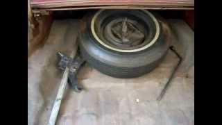 '64 Galaxie trunk inspection