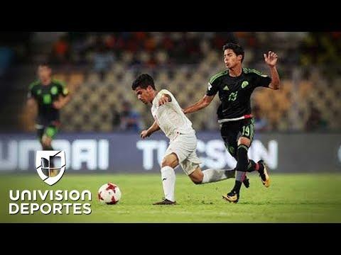 La Novela del Sub-17: México cayó ante Irán y le dijo adiós al Mundial