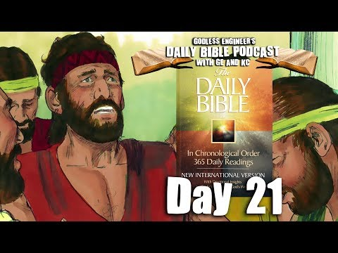 Jacob and Joseph Dies, 12 Tribes Are Born || GE's Daily Bible Podcast, Day 21