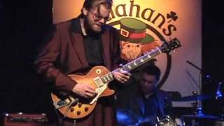 """Rick Estrin and the Nightcats - """"NEVER TRUST A WOMAN"""""""