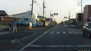 信号のない横断歩道で自転車を押して渡ろうとする人がいたので停止。 店...