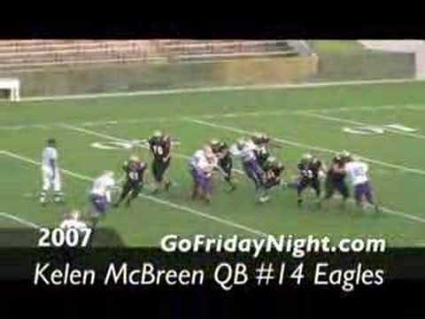Abilene Eagles Jr Varsity Football 07