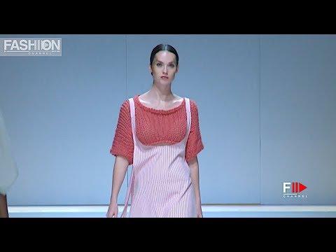 T_NICHE Spring Summer 2018 SAFW - Fashion Channel