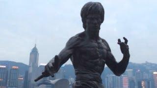 Meeting Bruce Lee in Hong Kong