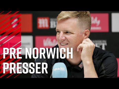 EDDIE HOWE PRE NORWICH CITY 🗣️ | Eddie Howe speaks to the media ahead of Norwich City clash.