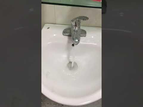 Lọc nước máy tại khu đô thị thanh Hà cienco5