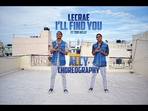 Lecrae-I'll find You ft Tori Kelly | Dance Choreography by @Alcy_Caluamba