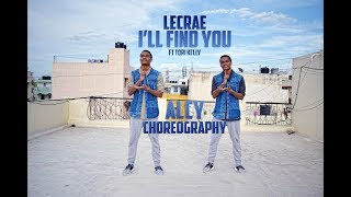 lecrae ill find you ft tori kelly dance choreography by alcycaluamba