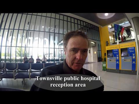 Retina renovation - Townsville hospital, Queensland Australia