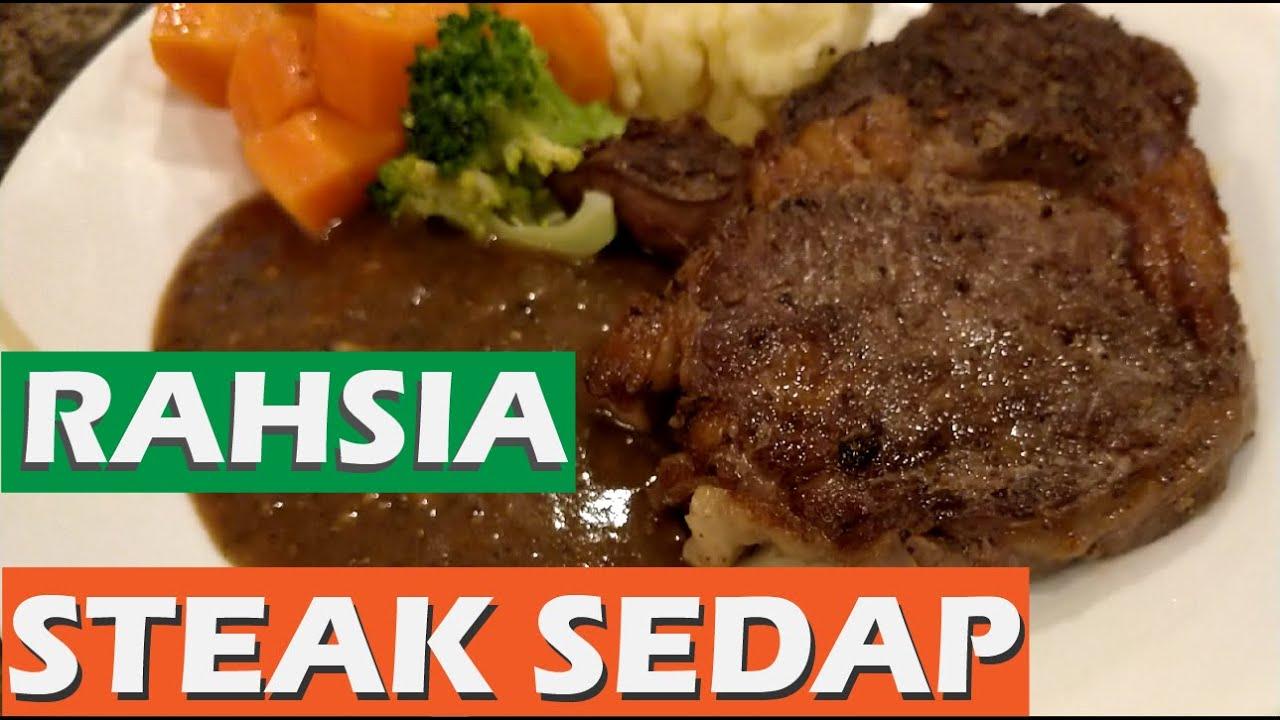 30 Resepi Steak Daging Sedap Dan Mudah 2020 Secrets Of Cooking A Steak Youtube Cooking Steak Food