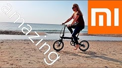 Xiaomi QiCycle Bike Review - My Dream Smart Mini Bike!