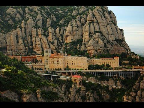 A Walk Around The Montserrat, Spain