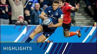 Leinster Rugby v Ulster Rugby Quarter-final Highlights 30.03.19