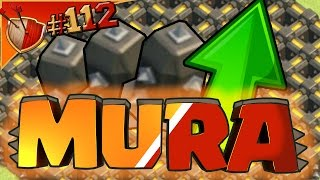 Come Fare MURA Facilmente e Velocemente ? Cotto e Maxato #112 [Clash of clans ITA]