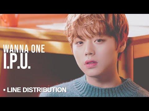 Free Download Wanna One (워너원) - I.p.u. (약속해요) : Line Distribution [ Color Coded ] Mp3 dan Mp4