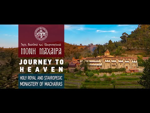 """""""Journey to Heaven"""" The life of an Orthodox Monastery (Subtitles in 13 Languages)"""