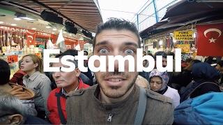Recorriendo ESTAMBUL en menos de 3 minutos | Turquía