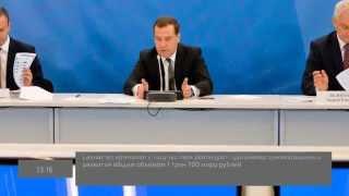 Основные тезисы заседания президиума Совета по модернизации при Президенте РФ