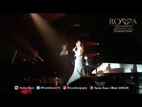 Rossa & Yovie Widianto - Kini | The Journey of 21 Dazzling Years (JCC)