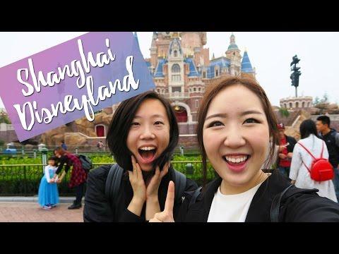 SHANGHAI DISNEYLAND 上海迪士尼樂園 | Shanghai Day 2 VLOG