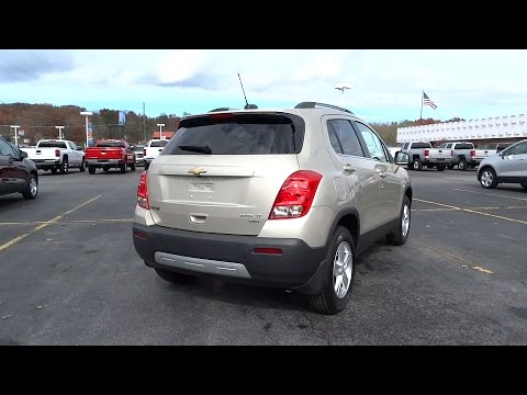 2016 chevrolet trax christiansburg va blacksburg va for Ramey motors princeton wv